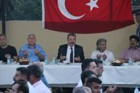 FATIH GENEL - Adana Emniyet Müdürlüğünden İftar Yemeği