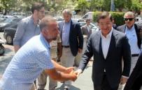 SARE DAVUTOĞLU - Ahmet Davutoğlu Açıklaması 'Herkes Ata Dostu'