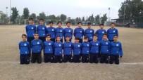 BILGE AKTAŞ - Akdeniz Beledispor U-13 Takımı Mersin Şampiyonu Oldu