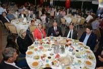 Aksaray Belediyesinden Şehit Aileleri Ve Gazilere İftar Programı
