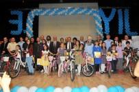 AKŞEHİR BELEDİYESİ - Akşehir 1 Milyon Kitaba Koşuyor Projesi Ödül Töreni Yapıldı