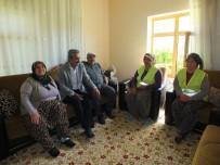 Ayrancı Belediyesi Yaşlı Ve Muhtaç Vatandaşların Evlerini Temizliyor