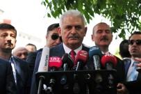 MÜSAMAHA - Başbakan Yıldırım'dan Erbil'in 'Halk Oylaması Kararına' İlişkin Açıklama