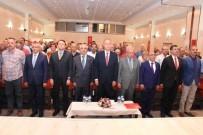 BELDE BELEDİYESİ - Başkan Albayrak Gündeme Dair Halk Buluşması'na Katıldı