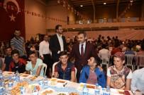 ÜNİVERSİTE SINAVI - Başkan Külcü, Gençlerle İftar Yaptı
