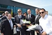HAFTA SONU TATİLİ - Beşiktaş Başkanı Fikret Orman, Ordu'da