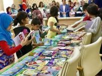 KİTAP OKUMA - Bismil'de 'Karneni Getir Kitabını Götür' Kampanyasına Büyük İlgi