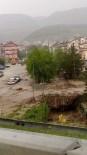 Bolu'de Şiddetli Yağış