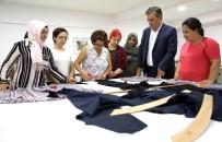 TÜRKAN SAYLAN - Bucalı Kadınların Adresi Türkan Saylan ÇYM