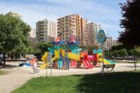 BARIŞ MANÇO - Çocuk Oyun Parkları Yenileniyor