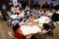 Çocukların Yaptığı Resimler 'Masal Müzesi'ni Süsleyecek