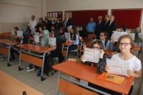 ENGELLİ ÖĞRENCİLER - Çorlu'da Karne Töreni - Çorlu Kaymakamı Levent Kılıç, 'Çorlu Olarak Eğitimde Çok Öndeyiz'