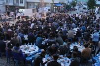 Derbent'te 2 Bin Kişi İftar Sofrasında Buluştu