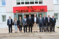 MİLLİ MUTABAKAT - DP Genel Başkanı Gültekin Uysal Bilecik'te