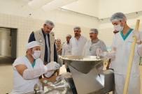 Elazığ'da Süt Tesislerine Ramazan Denetimi