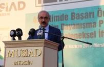 YOL HARITASı - Elvan Açıklaması 'Yeni Organize Sanayi Bölgelerinin Açılmasıyla Mersin'in İşsizlik Ciddi Anlamda Çözülecektir'