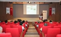 ERCIYES - Erciyes Teknopark'ta ERC Bilgi Günü Etkinliği Gerçekleşti