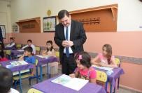 BİRİNCİ SINIF - Erzincan Da 40 Bin 771 Öğrenci Karnesini Aldı