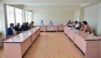 MEHMED ALI SARAOĞLU - Gediz Belediyesinde 'Yapı Kontrol Müdürlüğü' Kuruldu