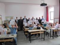 ATATÜRK İLKOKULU - Hisarcık'ta Öğrencilerin Karne Sevinci