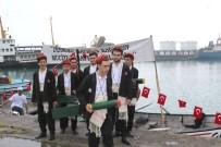 YAŞAR KARADENIZ - İnebolu'nun Şeref Ve Kahramanlığının 96. Yıl Dönümü Kutlandı
