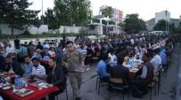 KÖY KORUCULARI - Kağızman'da Toplu İftar Yemeği
