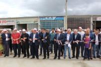 RADYOAKTİF - Kapaklı Atık Getirme Merkezi Açıldı