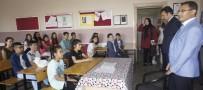 ABDULLAH UÇGUN - Kaymakam Uçgun'dan Öğrencilere 'Zaman' Tavsiyesi