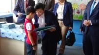 ESENGÜL CIVELEK - Kırklareli'nde 44 Bin Öğrenci Karne Aldı