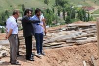 NEVRUZ - Köyler İçme Suyuna Kavuşuyor