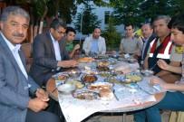 MUSTAFA ERDOĞAN - Kulu'da Şehit Aileleri Ve Gaziler Onura İftar Yemeği Verildi
