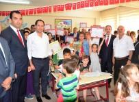 TAHIR ŞAHIN - Lapseki'de 3 Bin 45 Öğrenci Karne Aldı
