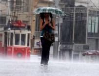 BATı KARADENIZ - Meteoroloji'den 48 il için kritik uyarı
