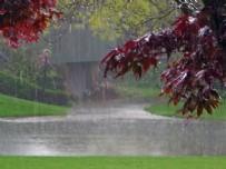SAĞNAK YAĞMUR - Meteoroloji'den bugün ve yarın için dolu uyarısı
