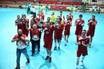 ÇEYREK FİNAL - Milliler IHF Chalange Trophy Turnuvası'na Katılacak