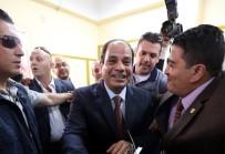 MISIR CUMHURBAŞKANI - Mısır Cumhurbaşkanı Sisi İle Telefonda Görüştü
