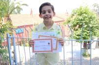 EĞİTİM HAYATI - 9 Yaşında Beşinci Sınıfı Bitirdi