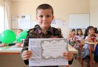 AMERIKA BIRLEŞIK DEVLETLERI - Savaşın Çocukları Adana'da Karnelerini Aldı