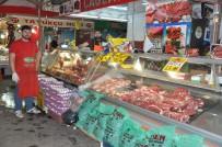 ET ÜRÜNLERİ - Ramazanda Et Ve Et Ürünleri Daha Çok Satılıyor