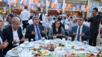 MEHMET TAHMAZOĞLU - Şahinbey'de Ak Parti'den Birlik Ve Beraberlik İftarı