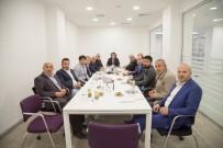 1 MAYıS - SATSO'da Meslek Komiteleri İstişare Toplantısı Yaptı