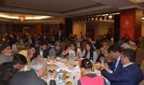 SEYFETTIN AZIZOĞLU - Şehit Ve Gazi Ailelerine İftar Yemeği Verildi