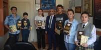 HÜSEYIN EREN - Selendi'de TEOG Şampiyonları Ödüllendirildi