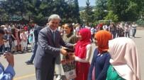Sürmene İlçe Milli Eğitim Müdürü Kahveci Trabzon Vakıflar Bölge Müdürü Oldu