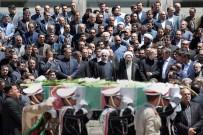 İRANLıLAR - Tahran'da Terör Kurbanları İçin Cenaze Töreni
