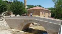 KARAYOLLARı GENEL MÜDÜRLÜĞÜ - Tarihi İndere Köprüsü Restore Edildi