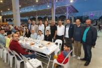 HAVA MUHALEFETİ - Tatlıkuyu Ve Barış Mahalleleri Birlikte İftar Yaptı