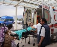 Tokat'ta Silahlı Kavga Açıklaması 4 Yaralı