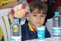 KAZIM KARABEKİR - TÜGVA'dan 500 Kişilik İftar Yemeği