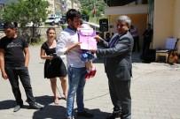EĞITIM İŞ - Tunceli'de 9 Bin 836 Öğrenci Karne Aldı